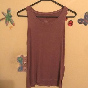 American Eagle soft and sexy ribbed tank top